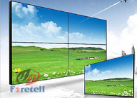 Free Standing Video Wall Seamless Lcd Panels Support Picture In Picture