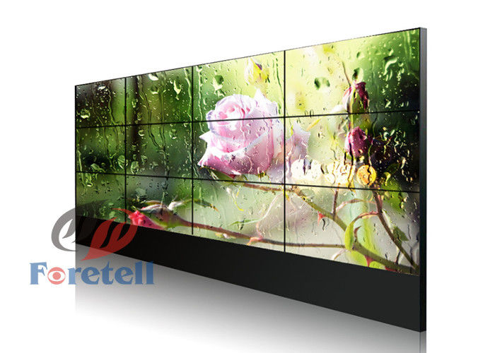 178° Visual Angle Samsung 55 Video Wall , 1080P HD Video Wall 3.5mm Bezel