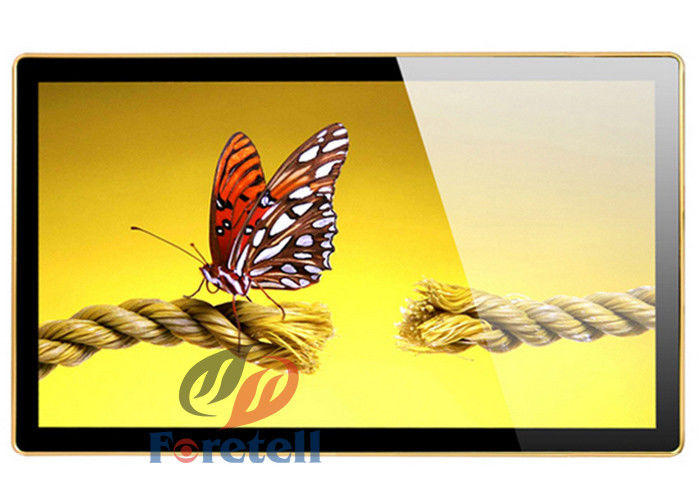 High Brightness Mirror LCD Display Mirror Screen For TV 178 Degrees Viewing Angle