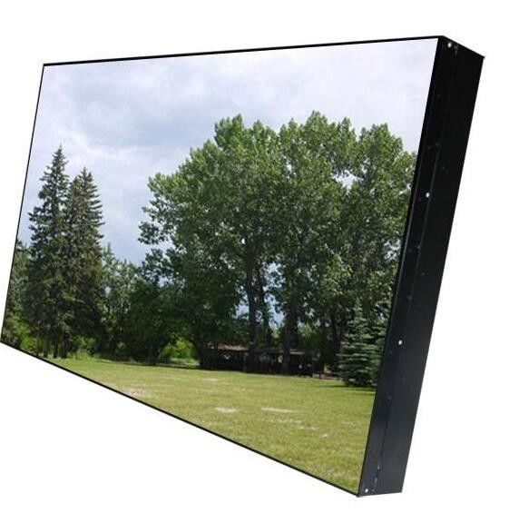 Highlight Inch Splicing Narrow Bezel Video Wall Lcd Advertising Screen With Bracket